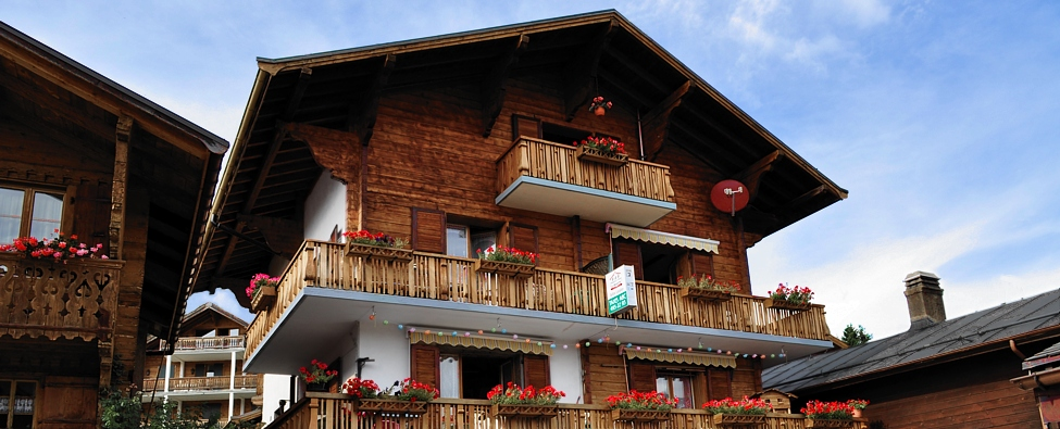 Chalet La Mossette Bed and Breakfast - BnB - Chambres d'hôtes ... on
